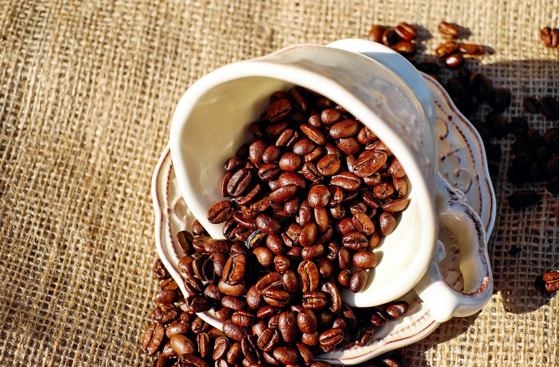 4 Surprising Beauty Benefits of Coffee