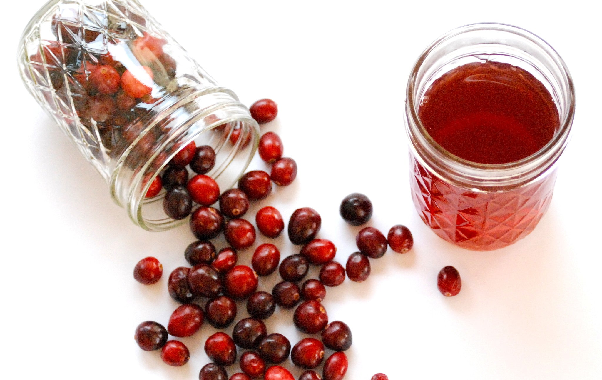 Natural Beauty Boosts with Cranberry