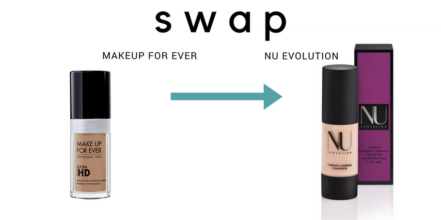 Makeup Forever - Clean Beauty Swap
