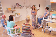 compassionate beauty workshop