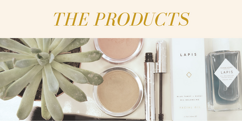 be pure beauty products