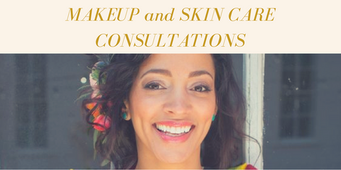 Makeup and Skin Care Consultations
