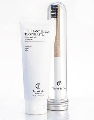 Terra & Co. - Brilliant Black Set - shop now at be pure