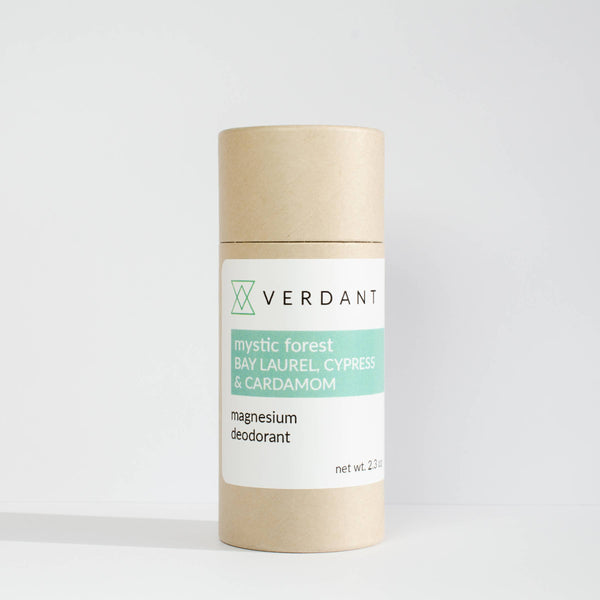 Verdant California - Magnesium Deodorant - shop now at be pure
