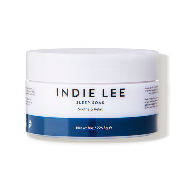 Sleep Soak by Indie Lee - shop now at be pure