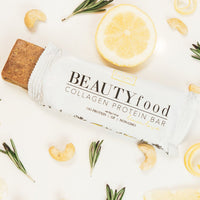 Lemon Love Collagen Protein Bar - shop now at be pure