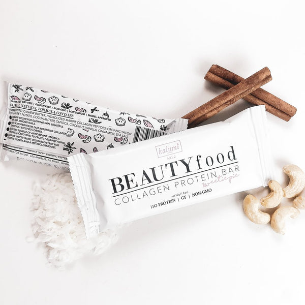 Sweetie Pie Collagen Protein Bar - shop now at be pure
