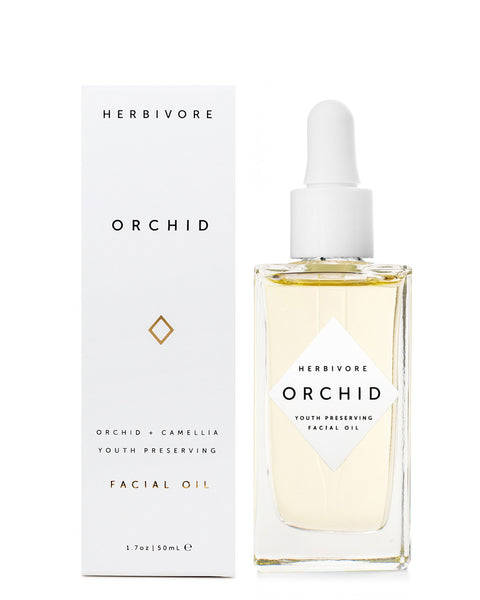 Orchid Facial Oil - shop now at be pure