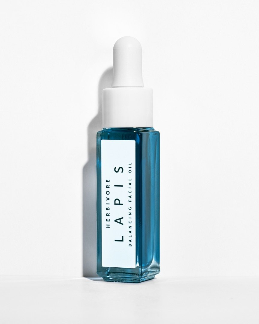 Lapis Facial Oil - shop now at be pure