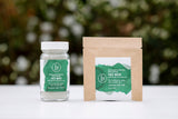 Seaweed & Matcha Nourishing Face Mask - shop now at be pure