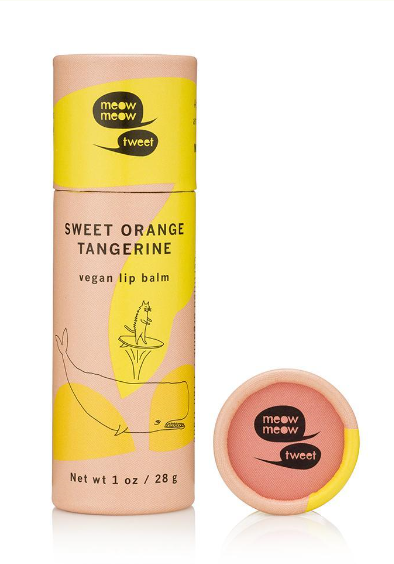 Vegan Lip Balm - be pure beauty