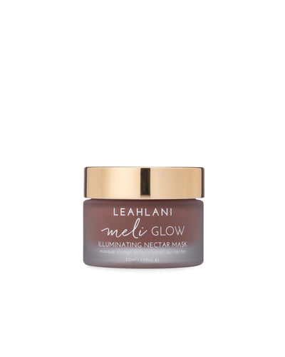 Meli Glow Illuminating Nectar Mask - shop now at be pure