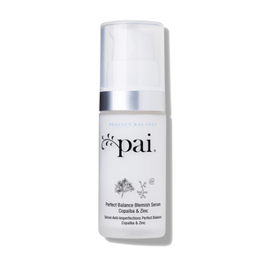 Perfect Balance Blemish Serum - shop now at be pure