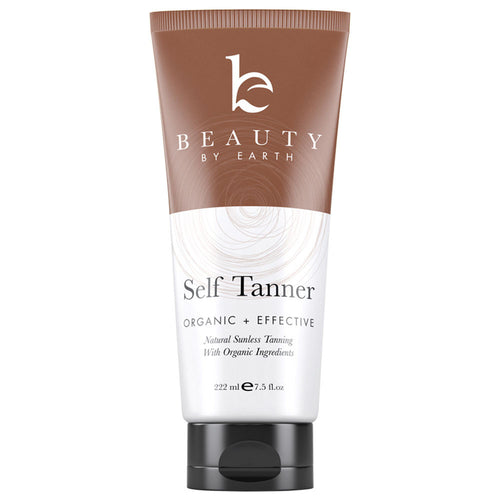 NATURAL - SELF TANNER - be pure beauty