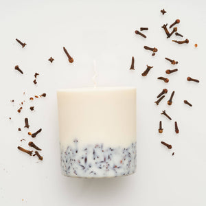 the MUNIO - Cloves Candle - shop now at be pure