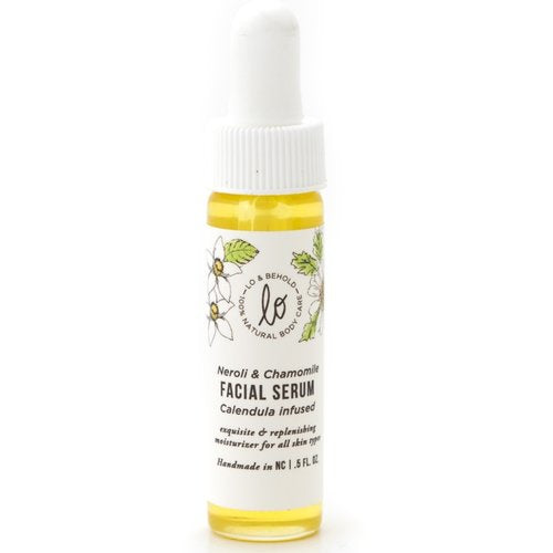Neroli & Chamomile Serum - shop now at be pure