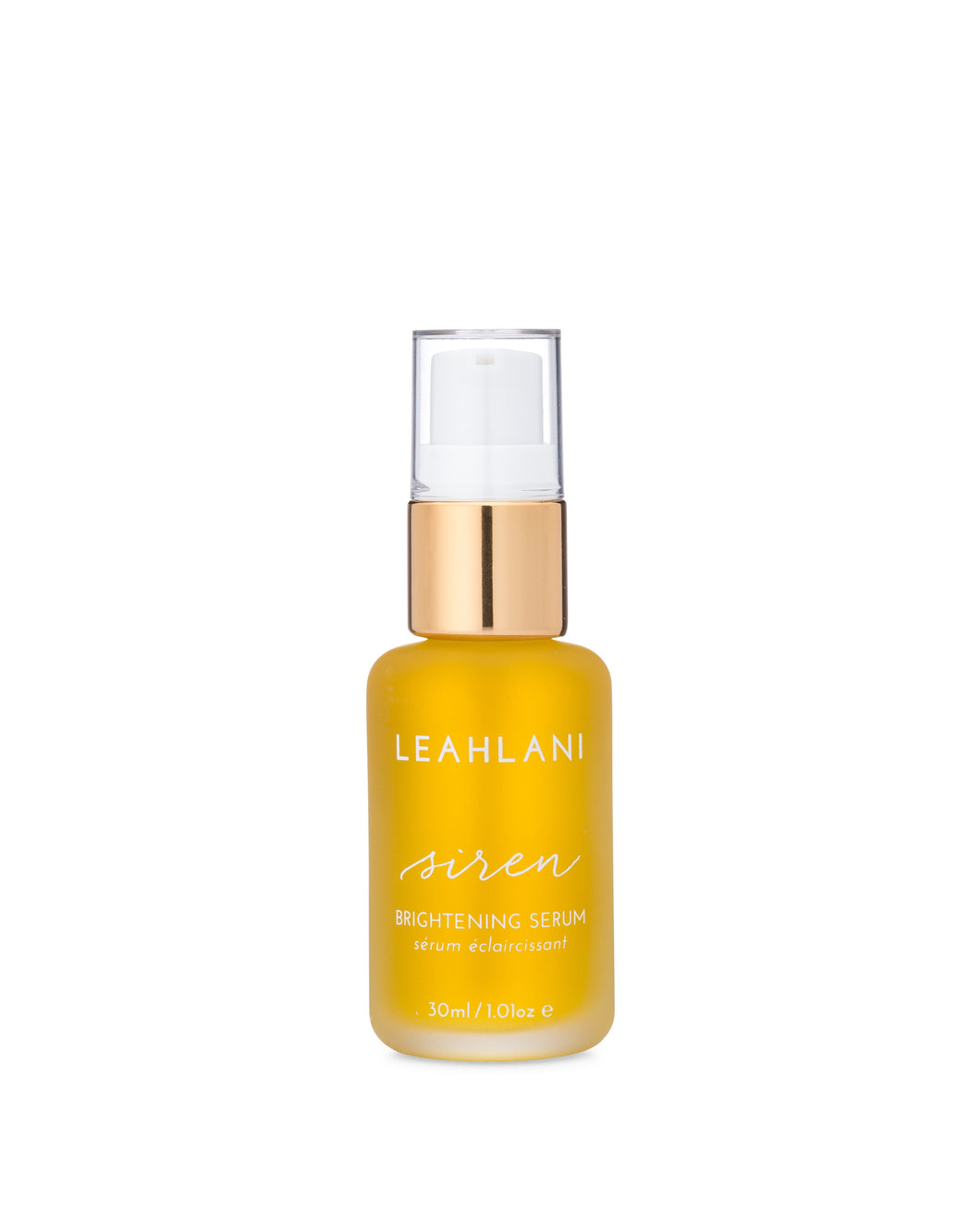Siren Brightening Serum - shop now at be pure