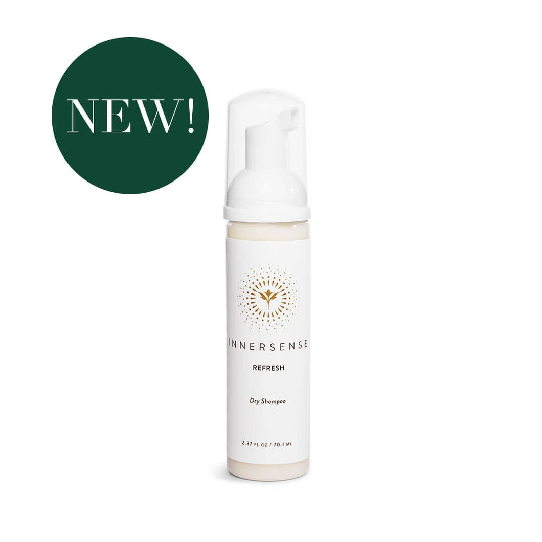 Refresh Dry Shampoo - shop now at be pure