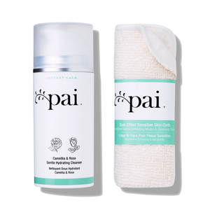 Pai Camellia & Rose Gentle Hydrating Cleanser - shop now at be pure