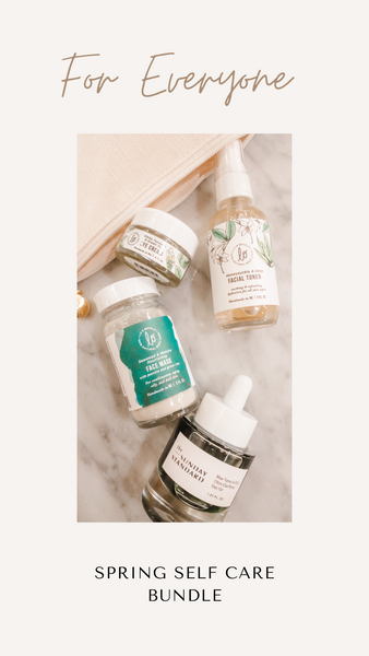 Spring Skin Restore Bundle - shop now at be pure