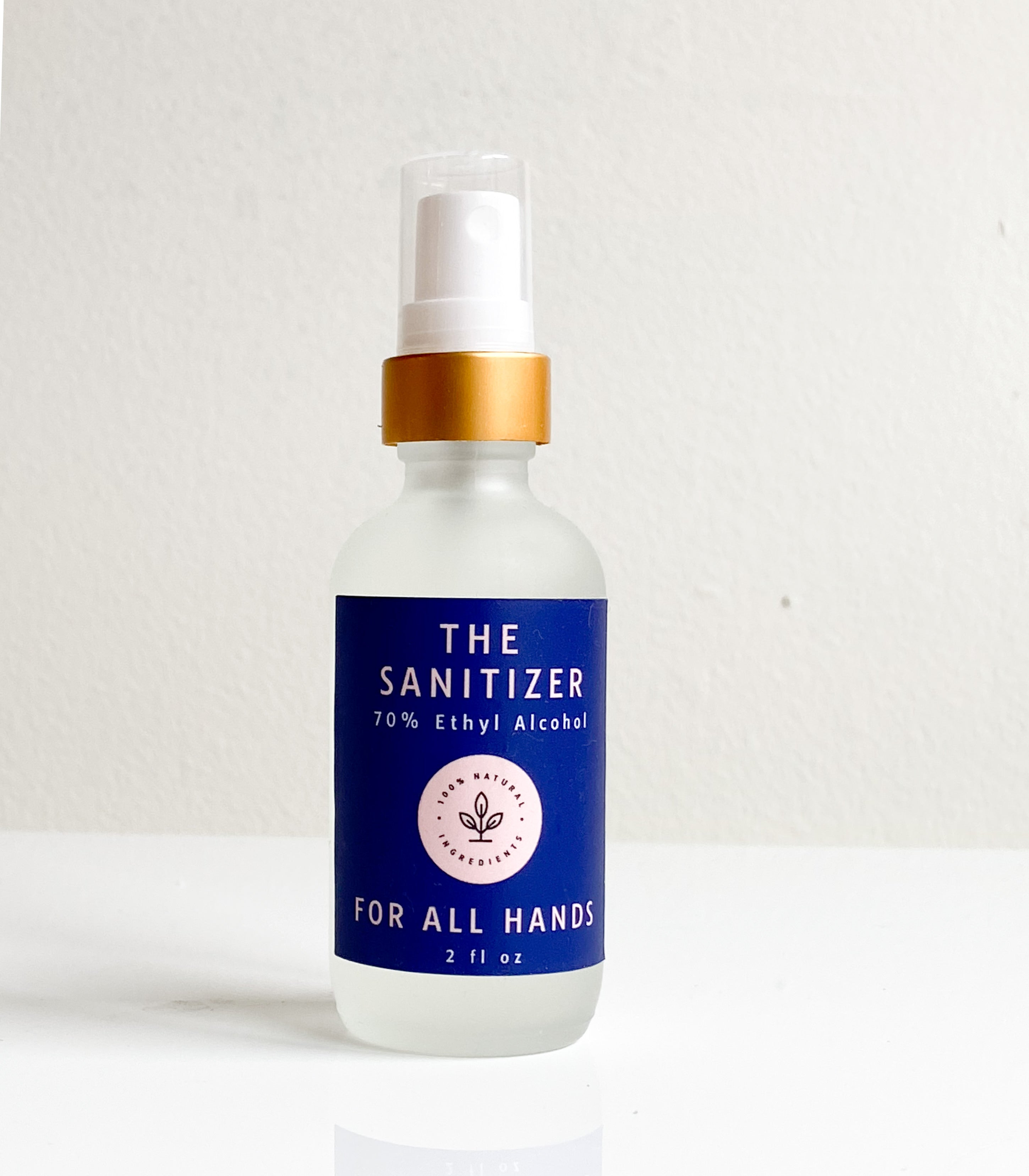 The Sanitizer - for hands
