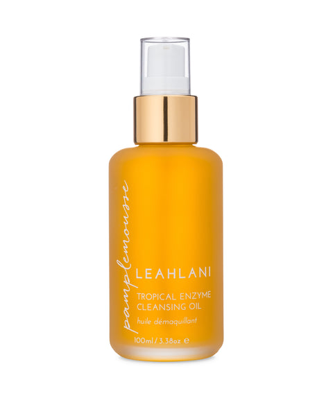 Pamplemousse Tropical Enzyme Cleansing Oil - shop now at be pure
