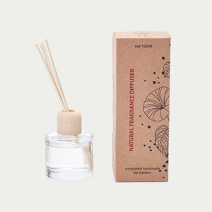 Munio natural fragrance diffuser- Rose - shop now at be pure