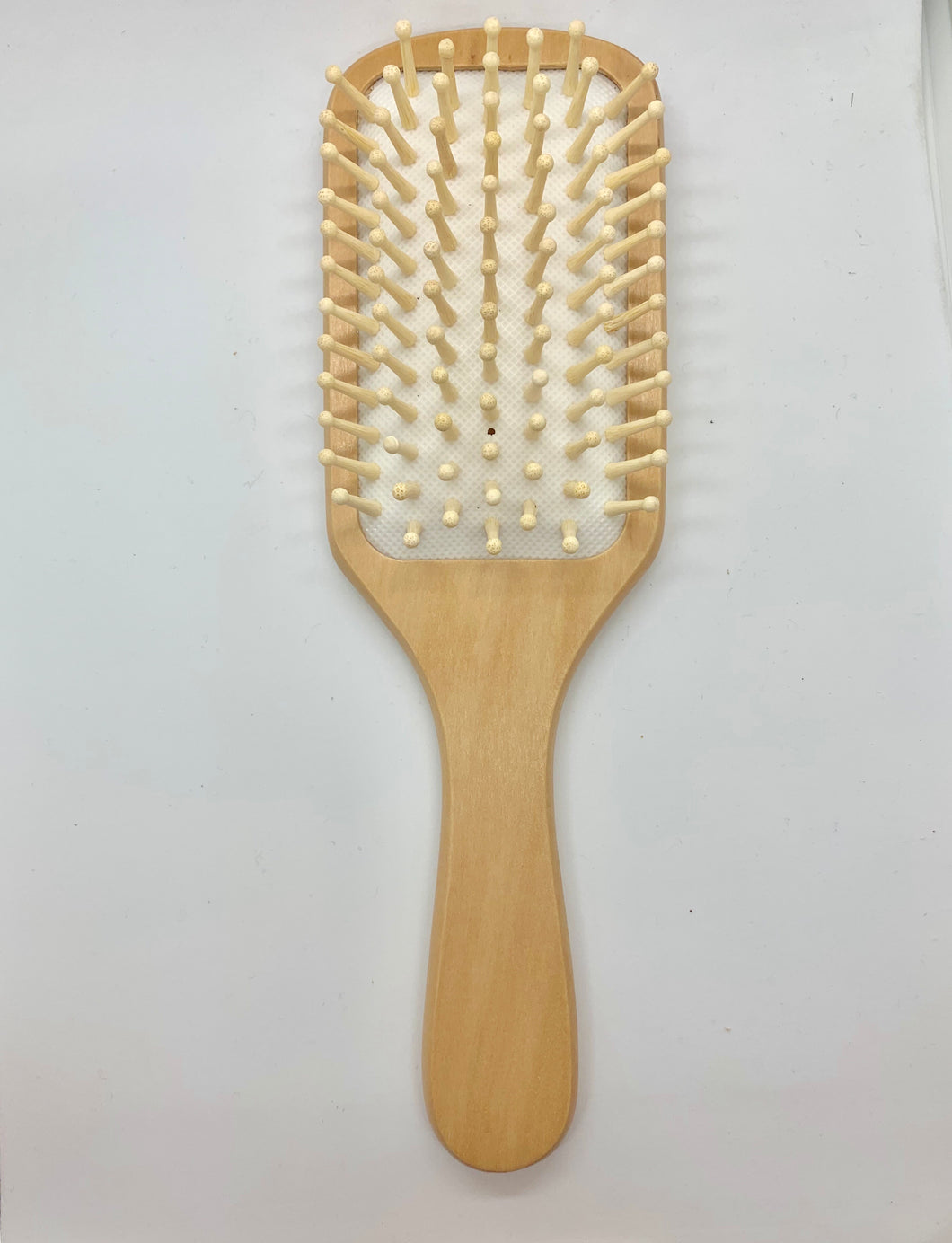 Wooden hair brush - shop now at be pure