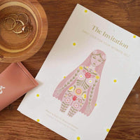 The Invitation - shop now at be pure