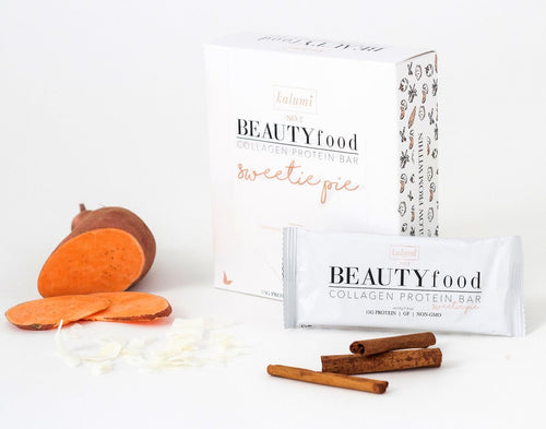 Sweetie Pie Collagen Protein Bar - be pure beauty