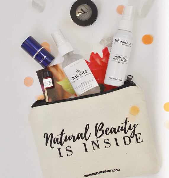 Natural Beauty Essentials Gift - be pure beauty
