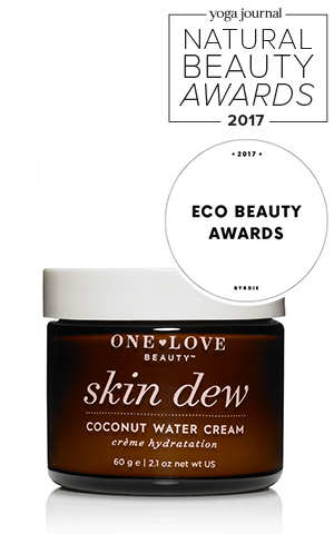 Skin Dew Coconut Water Cream - be pure beauty