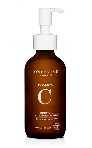 Vitamin C Body Oil - shop now at be pure
