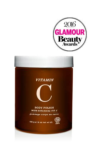 Vitamin C Body Polish - shop now at be pure