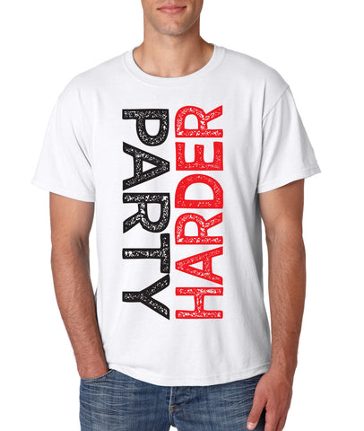 """Party Harder"" T-shirt"