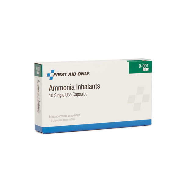 Ammonia Capsules Pack of 10