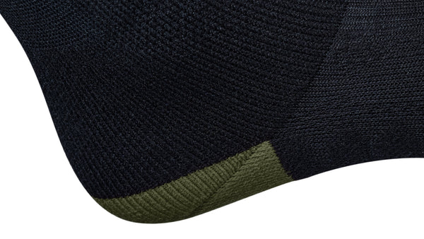 SBD Endure Range Deadlift Socks - Black