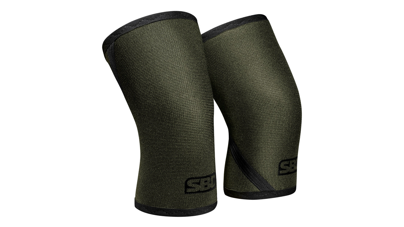 SBD Endure Range Weightlifting Knee Sleeves