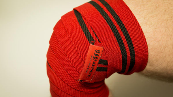 SBD Knee Wraps - Training