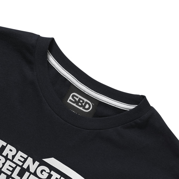 SBD Slogan T Shirt - Mens