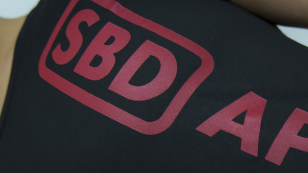 SBD T Shirt Ladies