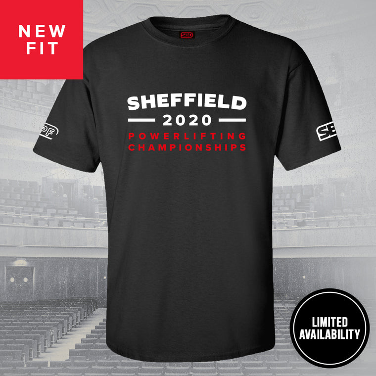 Sheffield T Shirt  - Mens