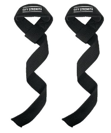 City Strength Lifting Straps