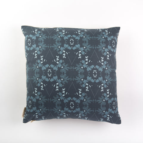 Blackish Magic Pillow (Indigo)