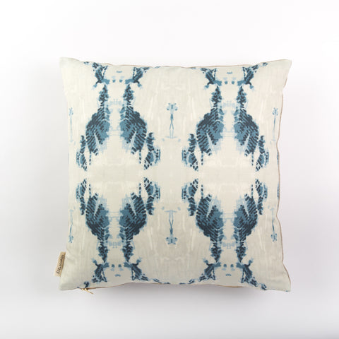Cascade Pillow (Indigo)