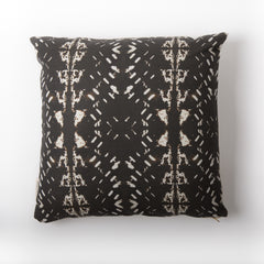 Native Embers Pillow (Black)