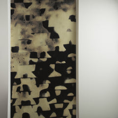 eco friendly gold and black wallpaper made in usa