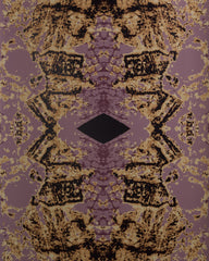 eco friendly modern edgy mauve textural wallpaper made in usa