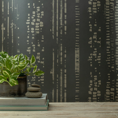 Traces Metallic Wallpaper (Mica)