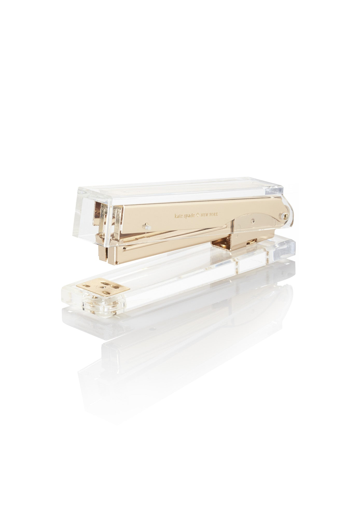 Kate Spade New York: Gold Acrylic Stapler